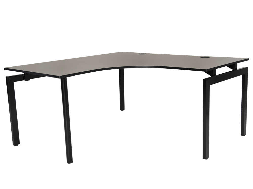Table compact informatique dessin technologique for Table de bureau informatique
