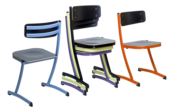 CHAISE SCOLAIRE 3.4.5