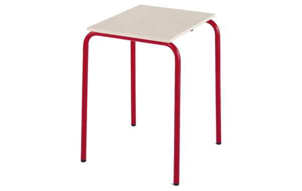 Table scolaire empilable AXIS