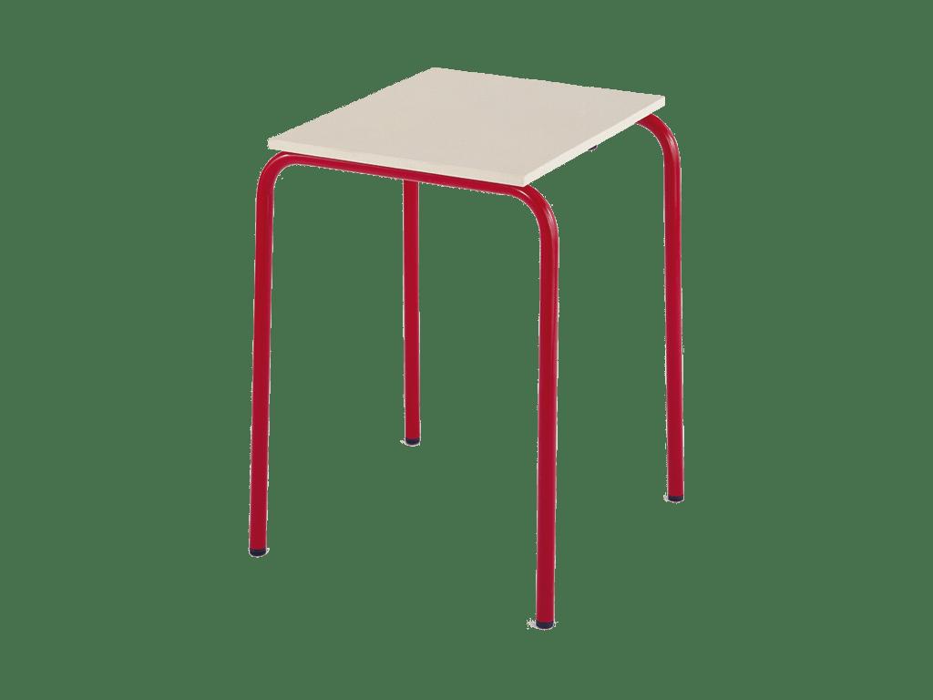 Table scolaire empilable axis de lafa - Cette de table ...