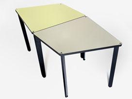 tables professionnelles Office 3.4.5., pour travail collaboratif