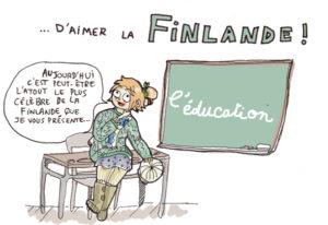 nouveau système scolaire Finlande