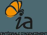 Logo IA France, L'intégrale D'agencement
