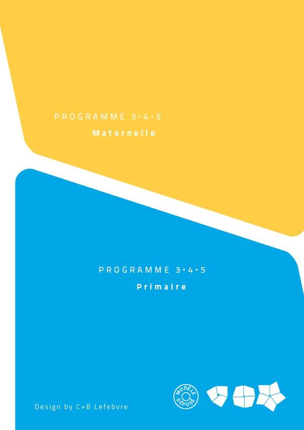 <center>Programme 3.4.5.</center>