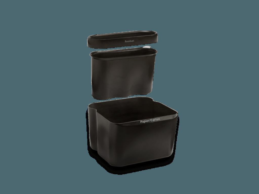 Poubelles de tri des déchets Selectibox