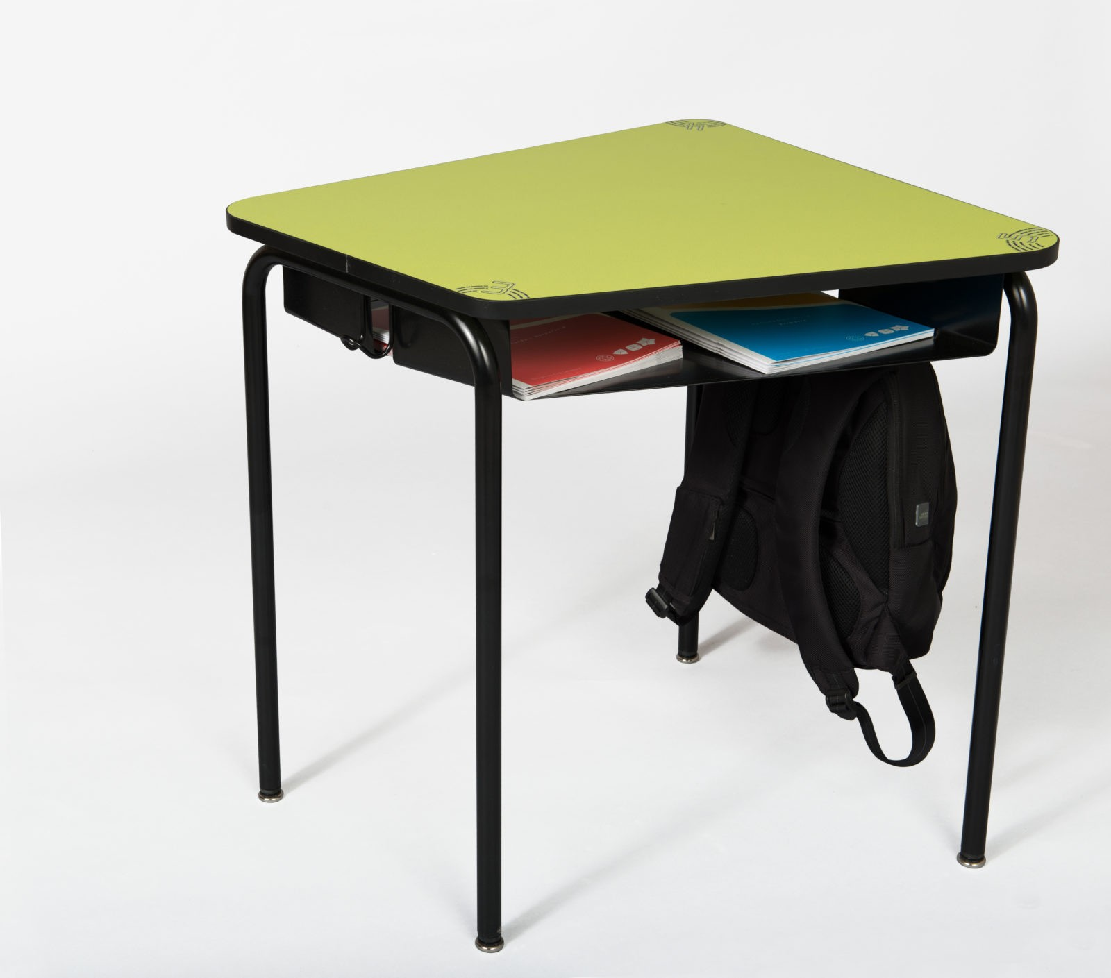 table scolaire design