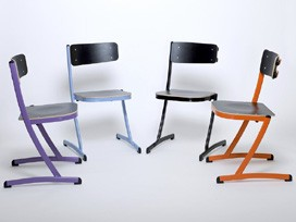 chaises-design-colorees