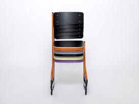 chaise scolaire design, un mobilier scolaire innovant signé C+B Lefebvre