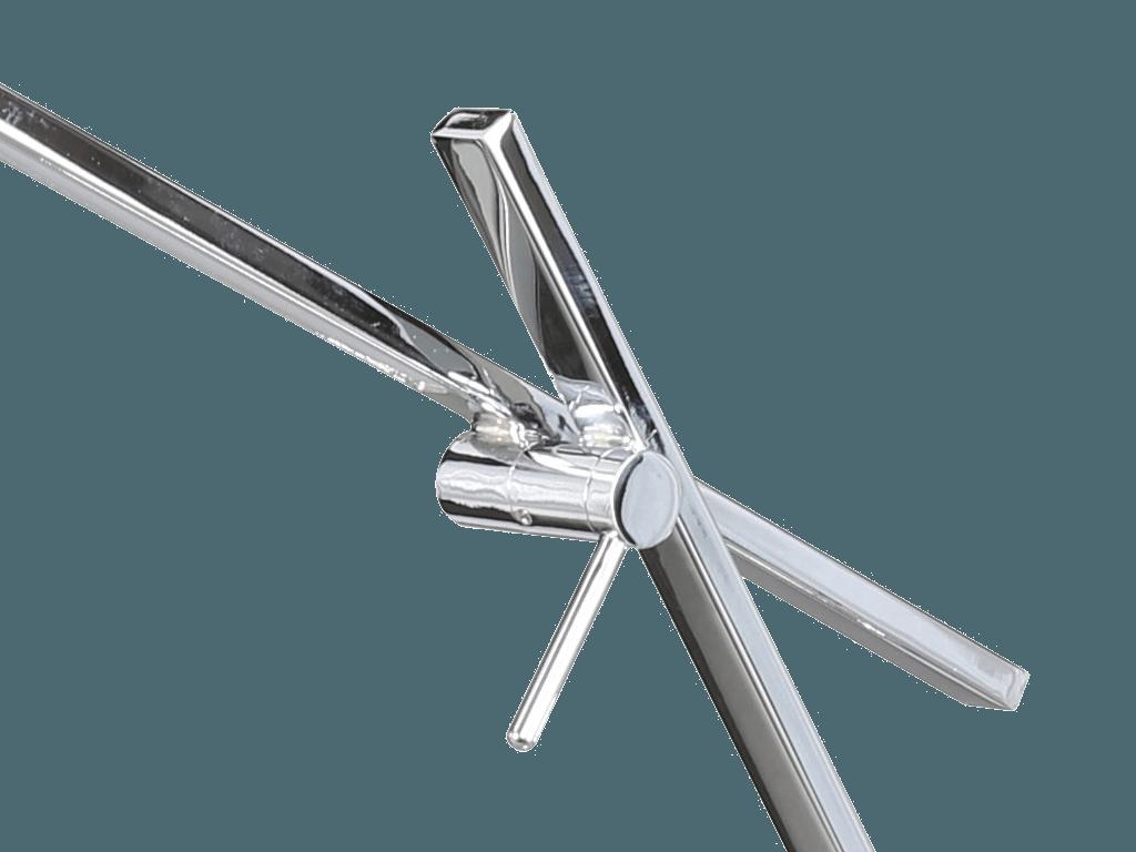 Lampe de bureau orbit lampe à poser avec éclairage led
