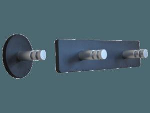 Patère magnétique très pratique et design