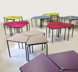 salle de réunion modulable et design