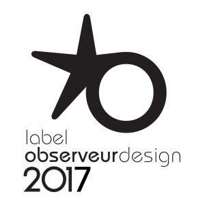 Label design 2017 décerné au mobilier scolaire 3..5