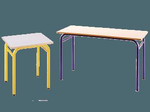Table scolaire pour équiper les salles de classe