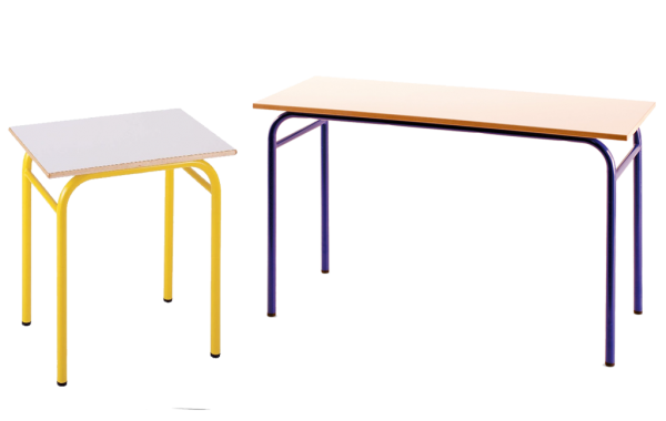 Table scolaire AXIS, 1 ou 2 place(s)