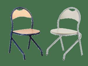 chaise d'école Lafa, en plusieurs couleurs