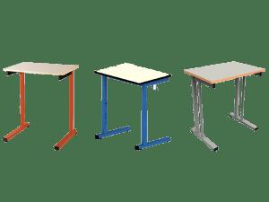 table d'école start, réglable