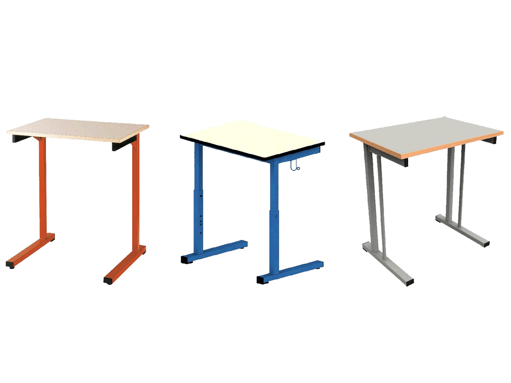 table d'école start, réglable