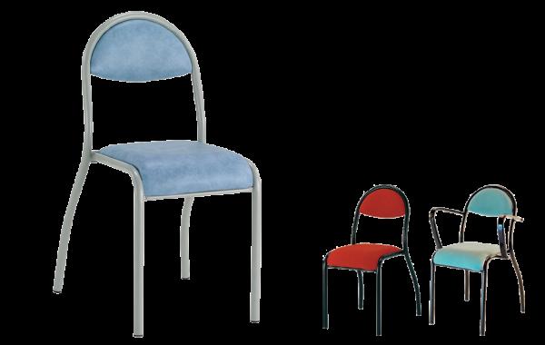 Chaise et fauteuil AURELIE