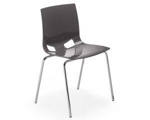 chaise design IA France, ergonomique et confortable
