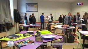 Une classe en enseignement mutuel