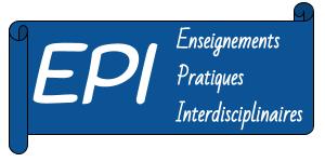 Les enseignements pratiques interdisciplinaires ou EPI