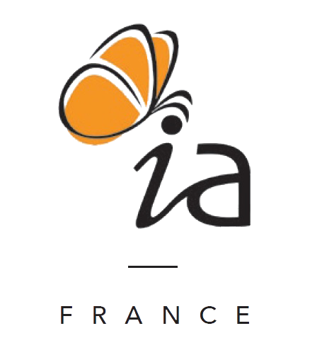 logo IA France, mobilier scolaire et mobilier professionnel