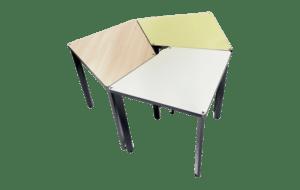 table professionnelle et modulable pour espace professionnel