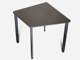 table professionnelle et modulable