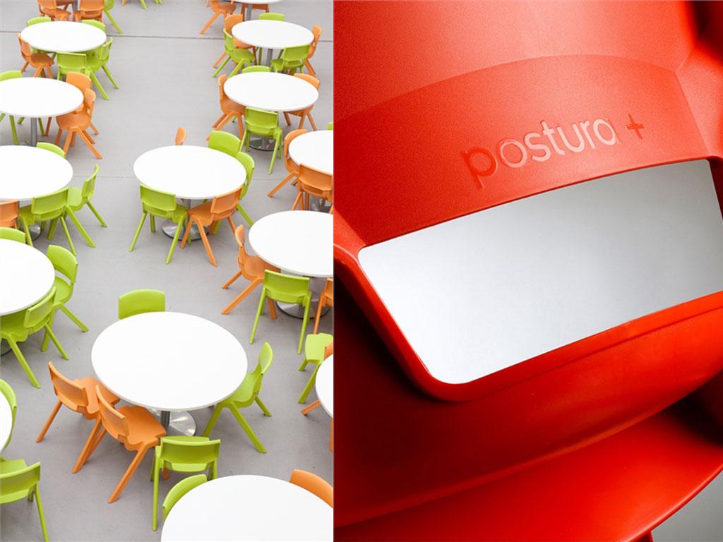 chaise de classe modulable pour un enseignement dynamique
