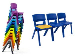 Chaise de classe Postura+ chez IA France