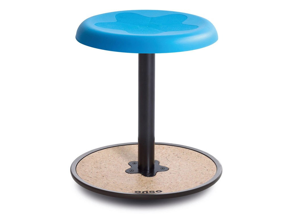 tabouret scolaire design qui favorise le mouvement