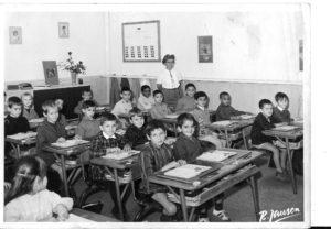 classe traditionnelle, le milieu scolaire évolue