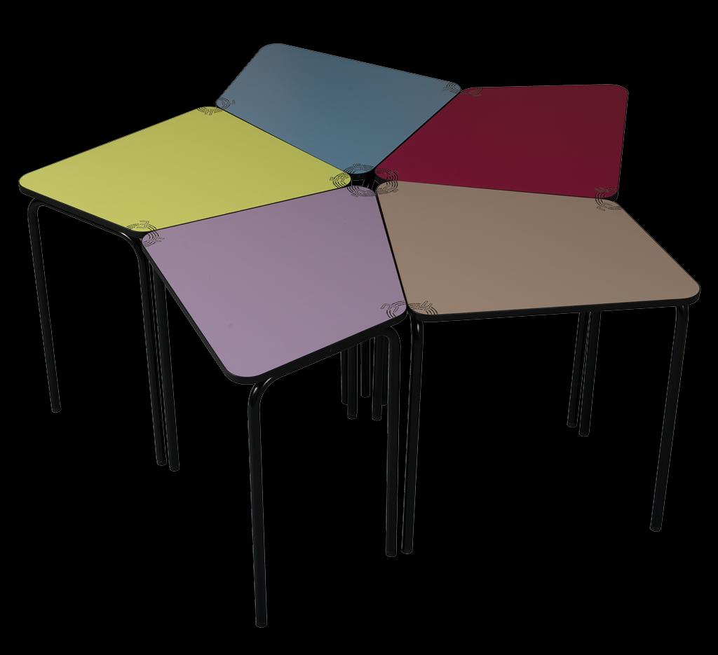 mobilier modulable et design pour le milieu scolaire