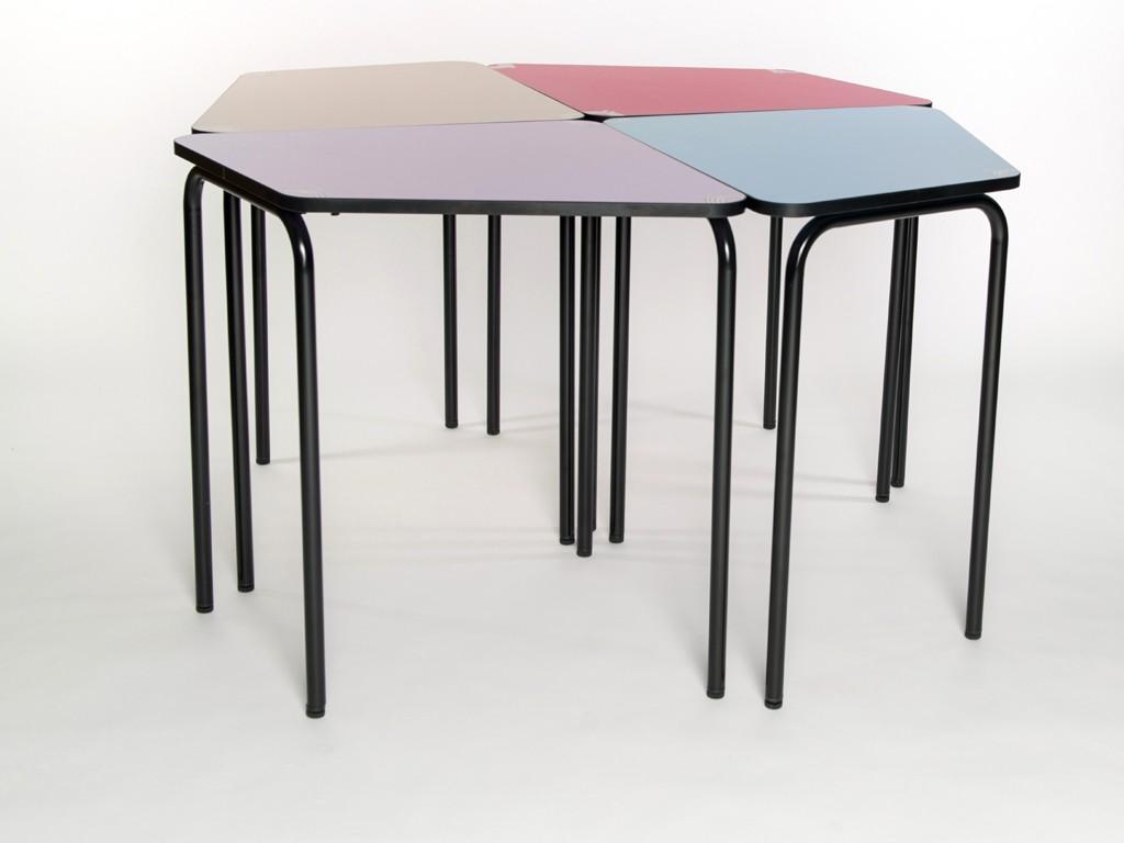 Assurer l'interaction et la mobilité durant l'apprentissage avec un mobilier d'enseignement modulable