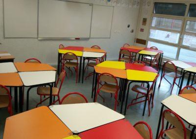 College Assomption classe flexible Table 345 3