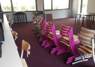 College St Joseph classe flexible Chaise 345 acier 1