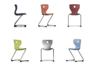Chaise flexible Panto luge disponible en plusieurs tailles et couleursavec assise ergonomique pour un meilleur confort