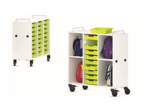 Armoire pour salle de classe primaire ou maternelle par IA France