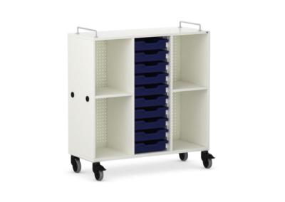 Armoires de stockage mobiles pour salles de classe