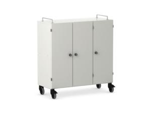 Armoires mobiles de rangement sécurisées pour salles de classe