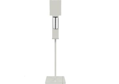Distributeur de gel hydroalcoolique automatique Sanimains