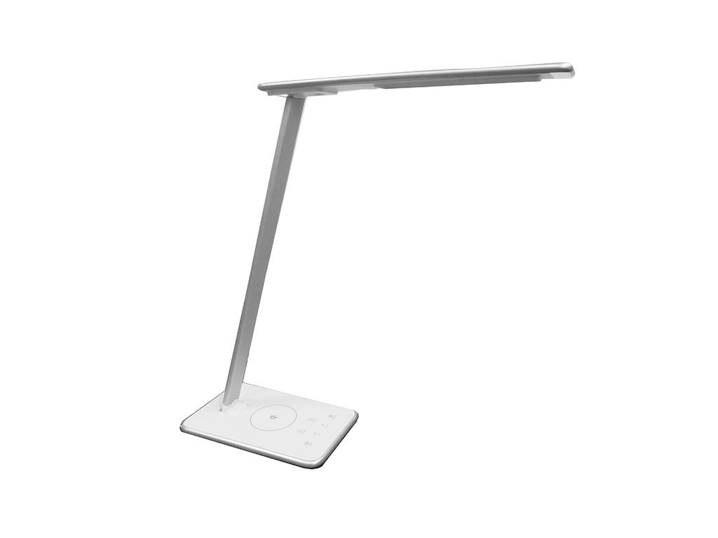 Lampe LED design avec chargeur de téléphone intégré