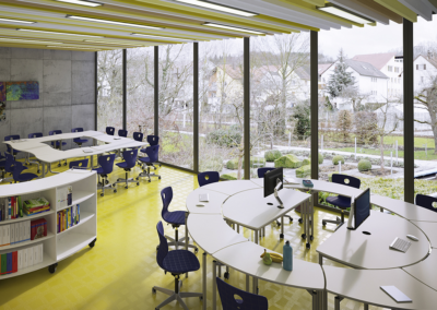 Salles de classe modulables pour s'adapter aux nouvelles pédagogies