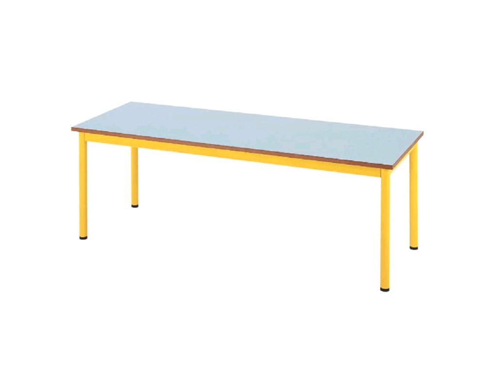 Table maternelle rectangulaire disponible en 2 tailles par IA France