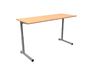 Table primaire réglable en hauteur, à dégagement latéral par IA France