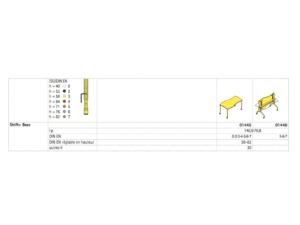Table Shift flexible pour optimiser au mieux votre salle de classe ou de réunion