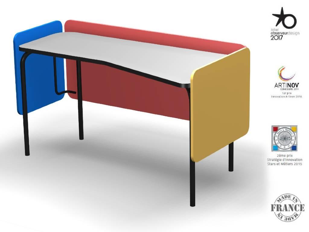 Chaire de professeur design par IA France