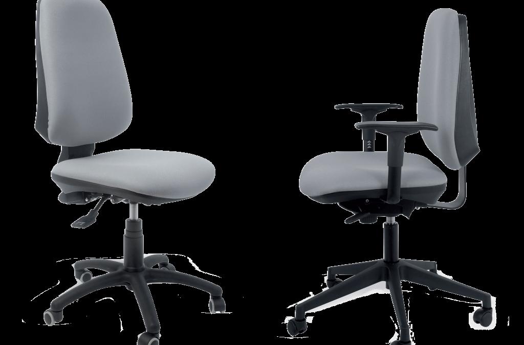 Chaise de bureau ergonomique BLACK