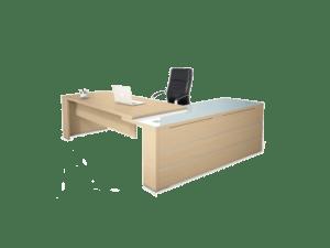 Bureau de direction design Kara par IA France