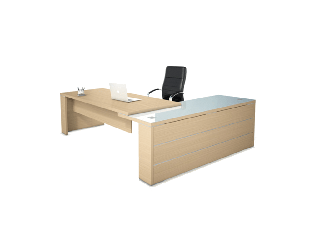 Bureau de direction design Kara par IA France